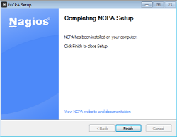 client nagios windows