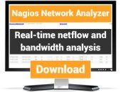 Netflow Analysis Software - Nagios Network Analyzer - Download