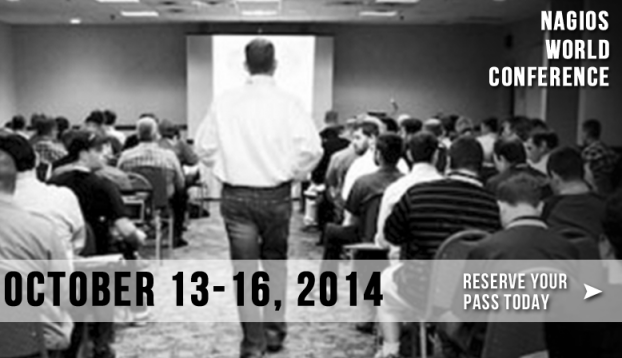Nagios World Conference 2014