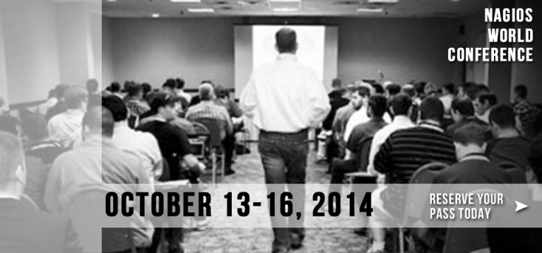 Register For The 2014 Nagios World Conference Today