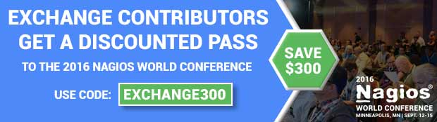 Don't miss your chance to attend the 2016 Nagios World conference!