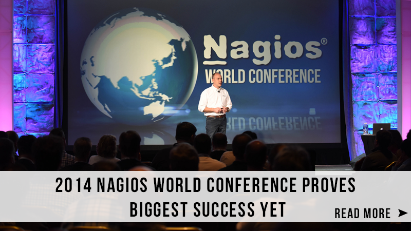 2014 Nagios World Conference Proves Biggest Success Yet