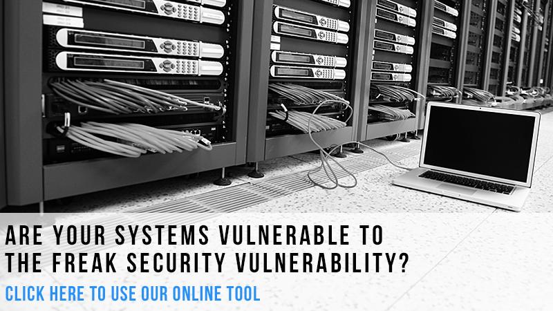 FREAK Vulnerability Tester - CVE-2015-0204 | Test with Nagios