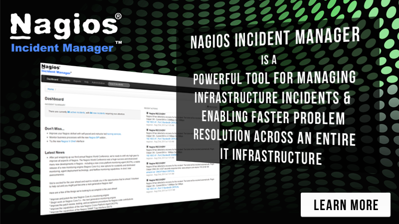 Nagios Incident Manager