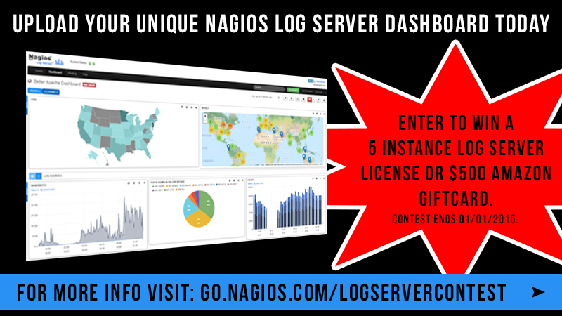 Nagios Log Server Contest