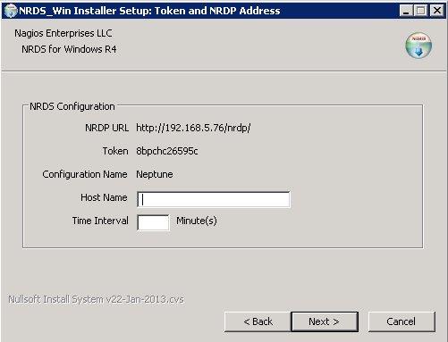 NRDS_Win installer