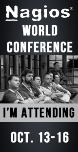 I'm Attending The Nagios World Conference